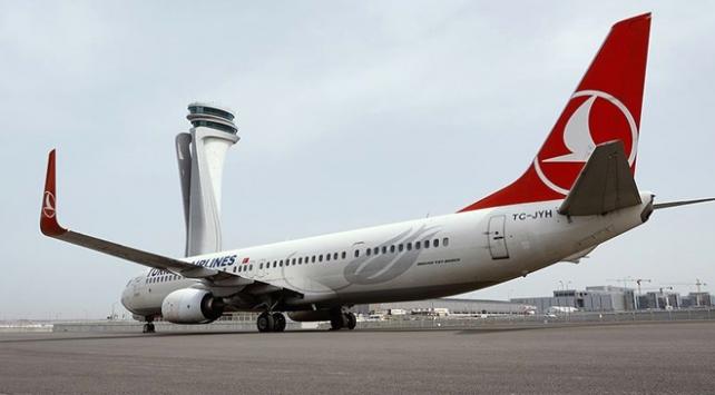 THY'nin ilk uçuşu İstanbul'dan Ankara'ya