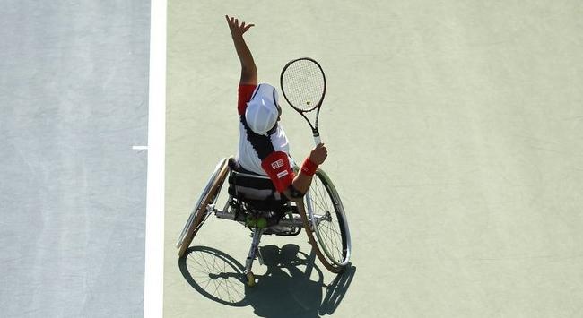 ITF,tekerlekli sandalye tenisine 300 bin dolar bağış