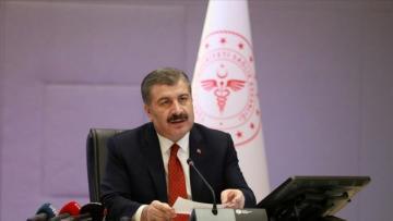 Sağlık Bakanı Koca, 5 kentte daha maske kullanımı zorunlu oldu