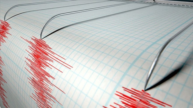 Çorum merkezde 3,9 büyüklüğünde deprem