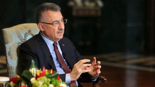 """Oktay, """"Kapalı Maraş, Kuzey Kıbrıs Türk Cumhuriyeti toprağıdır"""""""