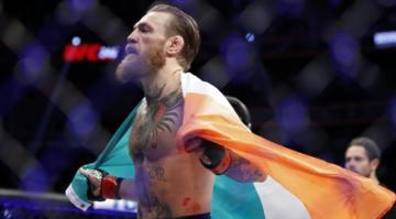 sporcu McGregor, üçüncü defa emekliye ayrıldı