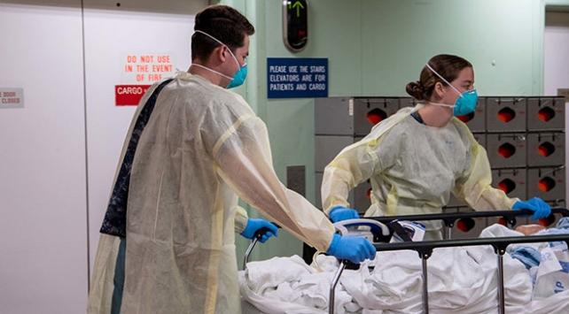 Dünya genelinde koronavirüs vaka sayısı 7 milyonu aştı.