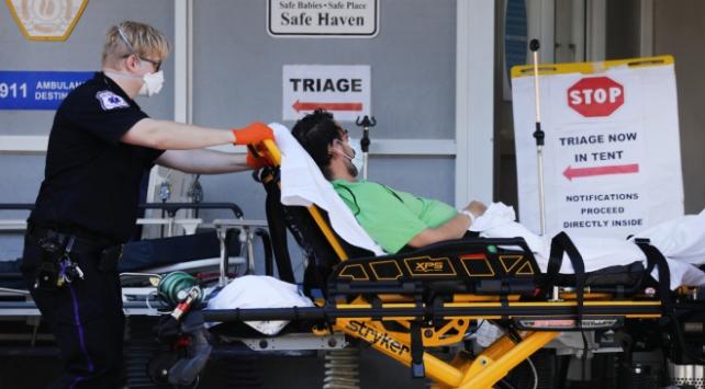 ABD'de ölenlerin sayısı son 112 bin 119'a yükseldi