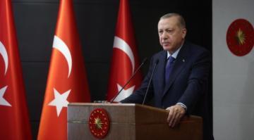 Erdoğan, başkanlığında gerçekleştirilen Kabine toplantısı sona erdi.