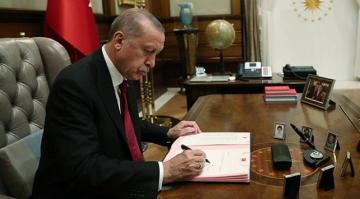 Suç Mağdurlarının Desteklenmesine Dair Cumhurbaşkanlığı Kararnamesi, Resmi Gazete'de