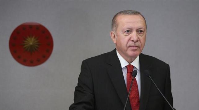 Cumhurbaşkanı Erdoğan Derman ve Yiğit bebeğin ailesiyle görüştü
