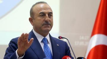 Çavuşoğlu, ABD'nin Ayasofya ile ilgili raporuna tepki gösterdi