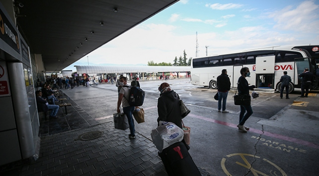 Şehirler arası otobüs biletlerinde yüzde 30 indirim