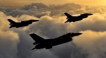 Milli Savunma Bakanlığı, Pençe-Kartal Operasyonu'nu başlattı