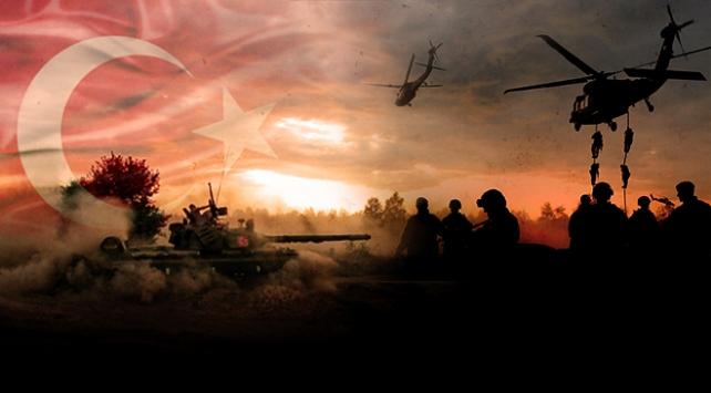 MSB: Pençe-Kartal Operasyonu ile 81 hedef imha edilmiştir