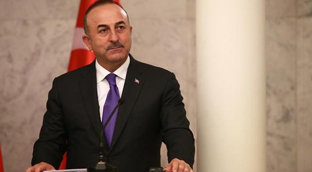 Çavuşoğlu, Erdoğan-Trump arasında Libya konusunda olumlu bir yaklaşım oldu