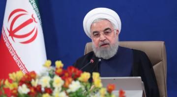 """İran Cumhurbaşkanı Ruhani, """"Maske kullanımı Açıklaması"""