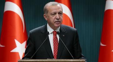 """Cumhurbaşkanı Recep Tayyip Erdoğan, """"Kriz Türkiye'yi teğet geçti"""""""