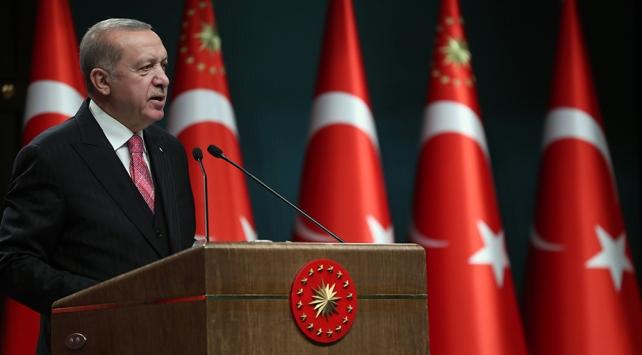 Cumhurbaşkanı Erdoğan, Uluslararası Göç Filmleri Festivali'nde konuştu