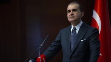 AK Parti Sözcüsü Ömer Çelik, basın toplantısı düzenledi