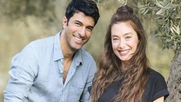 oyuncu Akyürek, aşkı aynı dizideki rol arkadaşında buldu