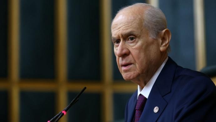 MHP Genel Başkanı Bahçeli, milletvekili seçimleri 2023 Haziran'da yapılacaktır