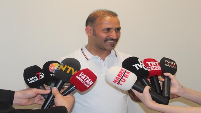 Murat Uygur'dan Jandarma Teşkilatının kuruluş yıl dönümü mesajı