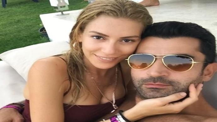 İmirzalıoğlu'nun yeni yaşını, eşi Sinem Kobal bu fotoğrafla kutladı