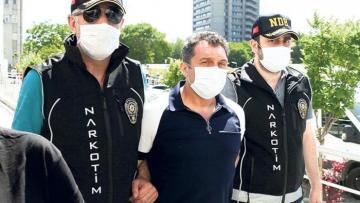 Bataklıkta Türk Escobar Nejat Daş'da yakalandı!