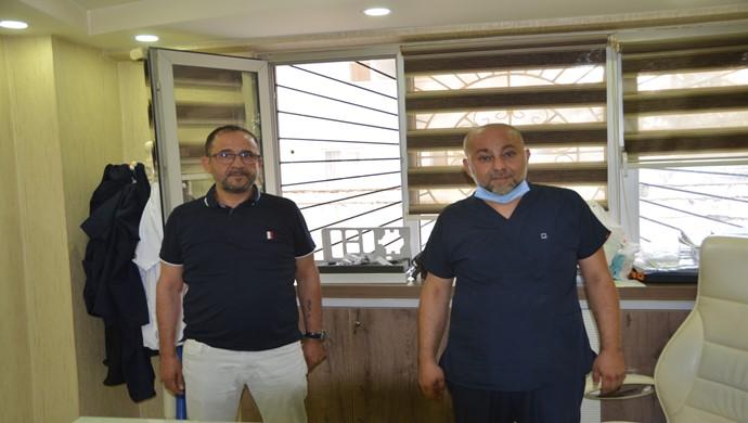 Cevdet Yıldırım ve Diş Hekimi Mirzaoğlu arasında Sağlık Protokolü İmzalandı