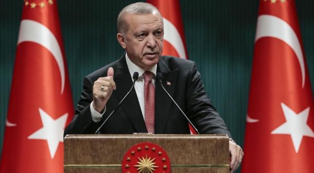 Cumhurbaşkanı Erdoğan, ¨Dost Japon halkına başsağlığı diliyorum