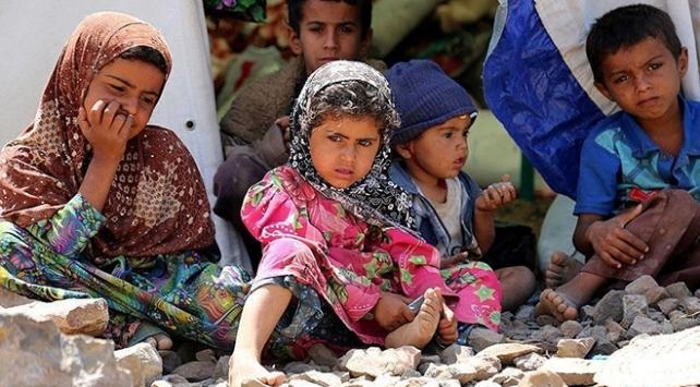 BM'den Yemen'e 40 ton tıbbi yardım