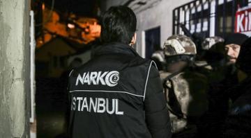 İstanbul'da uyuşturucu tacirlerine göz açtırılmıyor