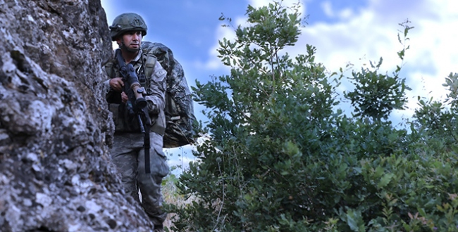 Yıldırım-6 Karacehennem Operasyonu başladı