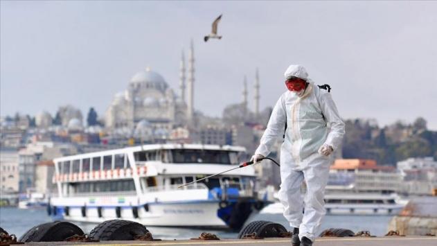 Türkiye'de iyileşenlerin sayısı 237 bin 908 kişiye ulaştı