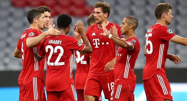 Chelsea'yi deviren Bayern Münih çeyrek finalde