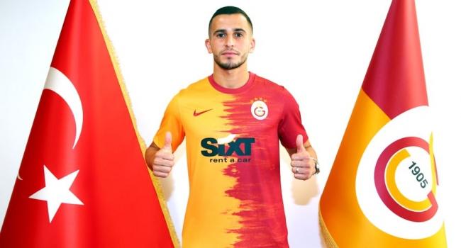 Galatasaray, Norveçli futbolcu Omar Elabdellaoui'yi açıkladı