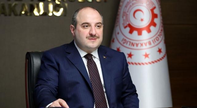 Sanayi ve Teknoloji Bakanı Mustafa Varank, yazılı açıklamada Bulundu