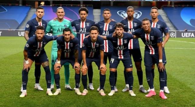 PSG'de virüs tespit edilen futbolcu sayısı 6'ya çıktı