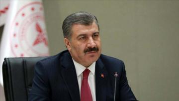 Bakan Koca, Türkiye genelinde yoğun bakım doluluk oranımız yüzde 67