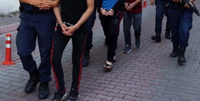 Kayseri'de uyuşturucu operasyonu: 9 tutuklama