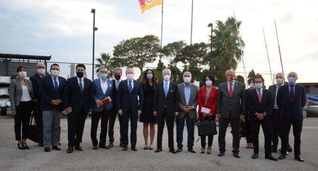 Galatasaray yönetimi toplandı