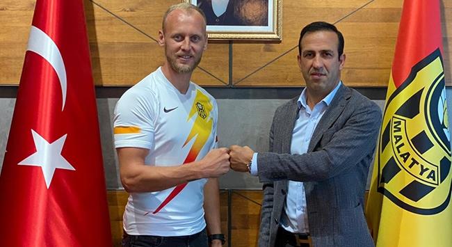 Yeni Malatyaspor Semih Kaya'yı transfer etti