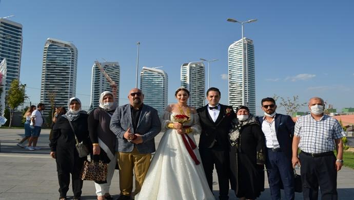 İş Adamı Erol Satıloğlu Oğlu Mustafa Yahya için dillere destan düğün töreni yaptı
