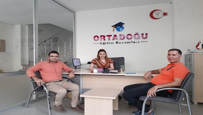 Birecik Ortadoğu Özel Öğretim Kursundan Büyük Başarı