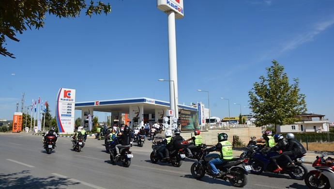 Kadoil'den Motosiklet Sporlarına Destek