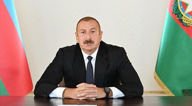 Aliyev operasyonların durması için Azerbaycan'ın şartlarını açıkladı