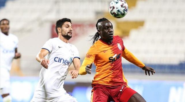 Kasımpaşa, sahasında Galatasaray'ı 1-0 yendi