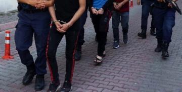 Gaziantep'te uyuşturucu operasyonu: 19 gözaltı