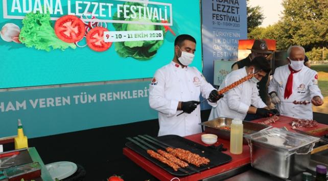 Adana Lezzet Festivali başladı