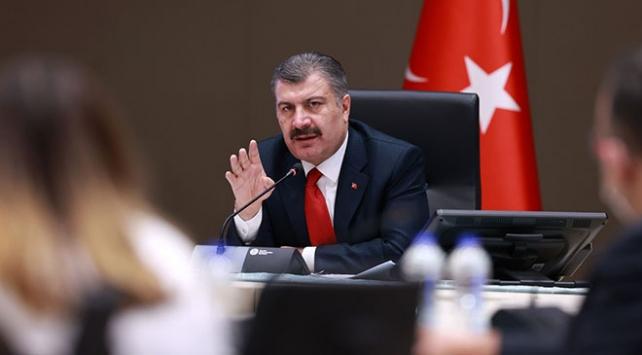 Bakan Koca, İstanbul'da vakalar son 1 ayda yüzde 50 arttı