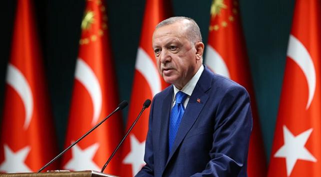 Cumhurbaşkanı Erdoğan'dan şehit Tekcan'ın ailesine başsağlığı
