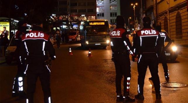 İstanbul'da aranan 468 şüpheli yakalandı