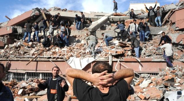 Van depreminin 9. yılı